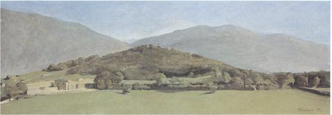 paysage de muzot