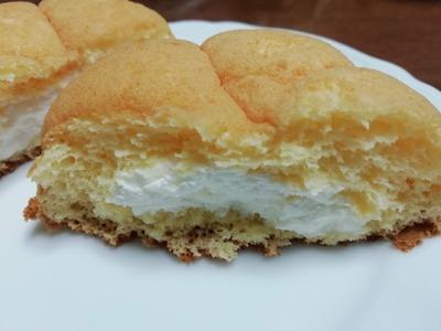 ペコパフケーキ