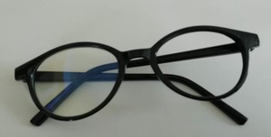 特製メガネ
