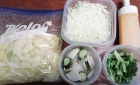 野菜つくりおき