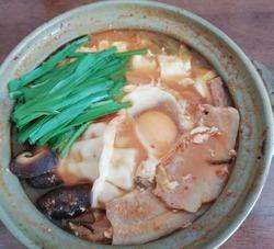 キムチ鍋連チャン