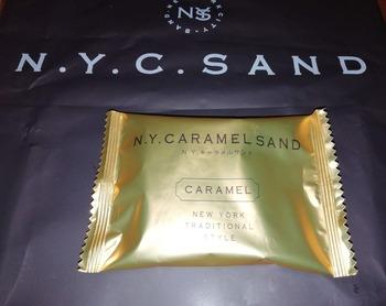 ニューヨークキャラメルサンド