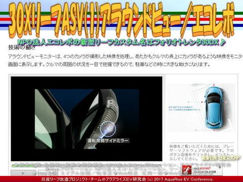 日産アラウンドビューモニター(2)/エコレボ(II)