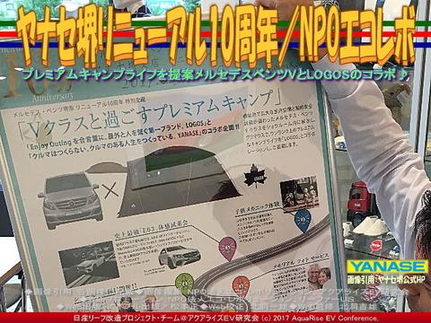 ヤナセ堺リニューアル10周年/NPOエコレボ画像
