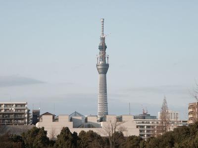 161007東京スカイツリー