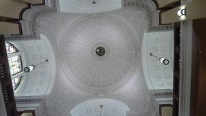 科学博物館の天井