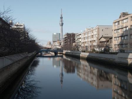 東京スカイツリー1609