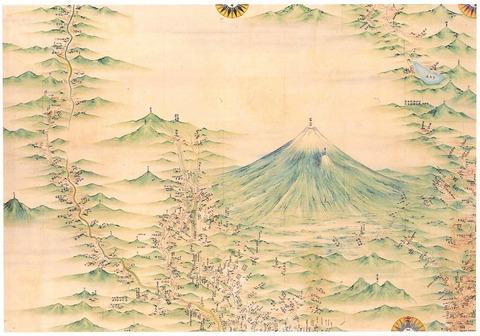 伊能圖_富士山20%