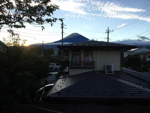 富士山川の部屋から(20913) (1)