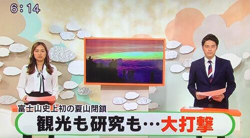 テレビ ただいま