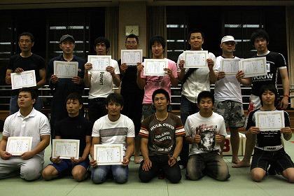 グラップリングツアー2010第2弾大会「極-KIWAME-其之四」