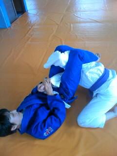 水曜・昼の女子柔術クラス