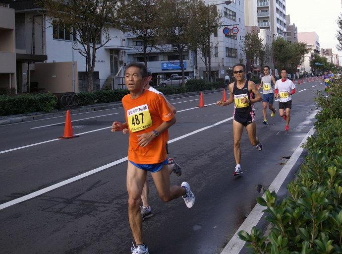福岡シティマラソン21