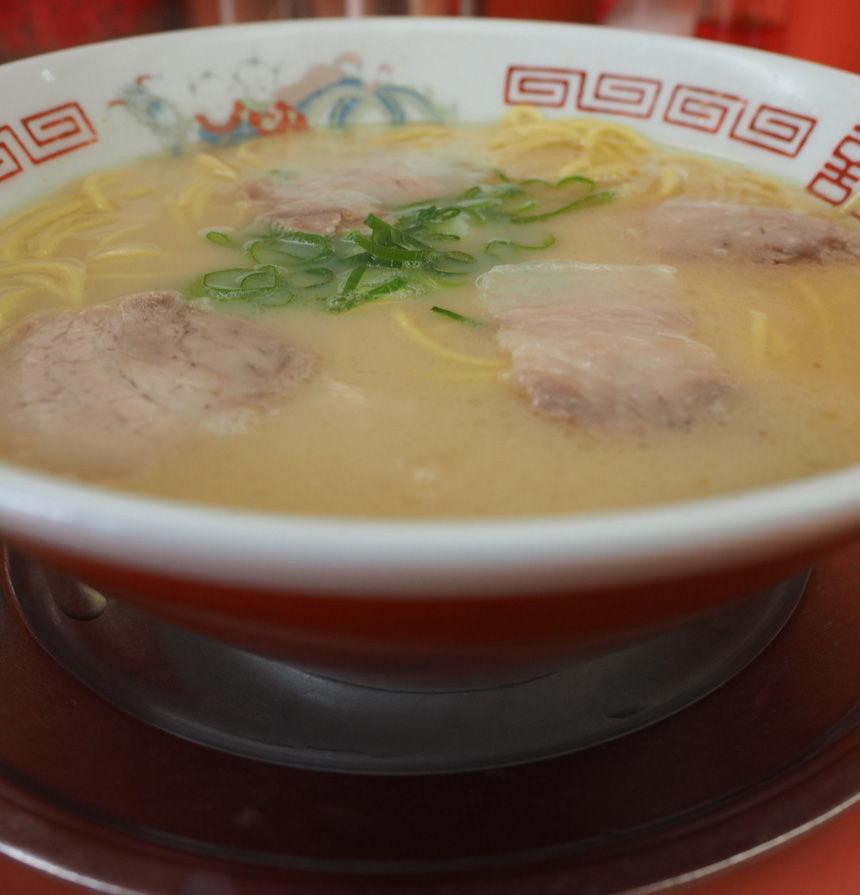 麺が好きィ~!ブログえぬ(N) : 福龍軒@不知火町(福岡県 ...