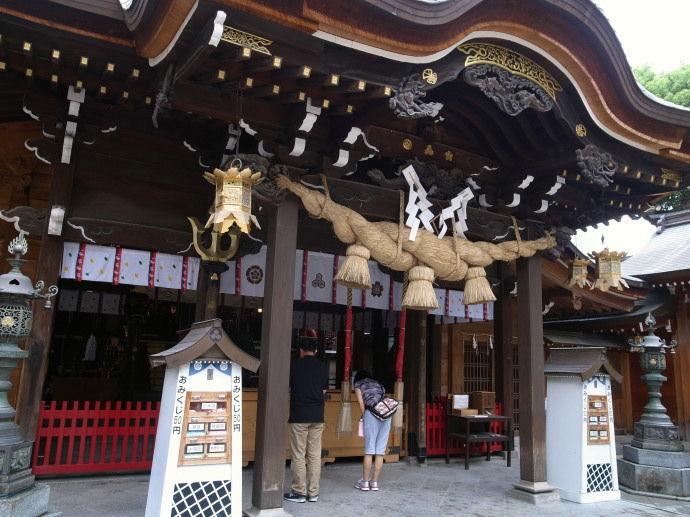 櫛田神社13