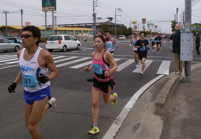 さが桜マラソン27
