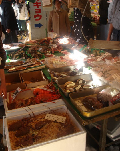 柳橋連合市場11