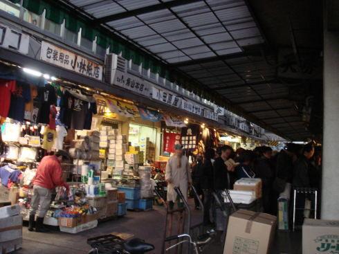 築地場内市場23