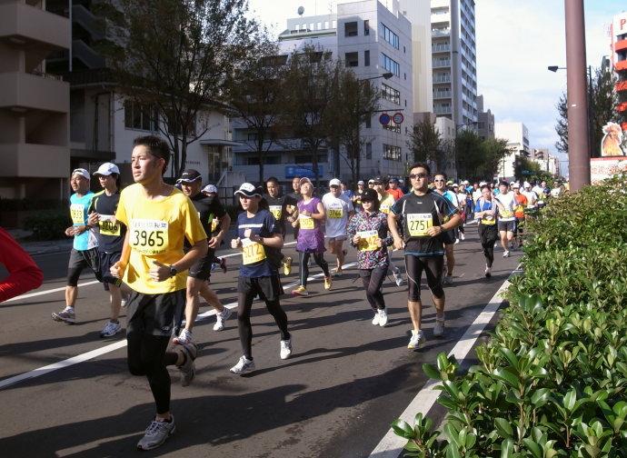 福岡シティマラソン42
