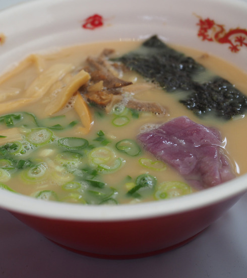南京千両(本家)とんこつラーメン誕生祭 80th in久留米