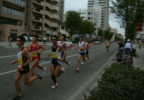 福岡シティマラソン10