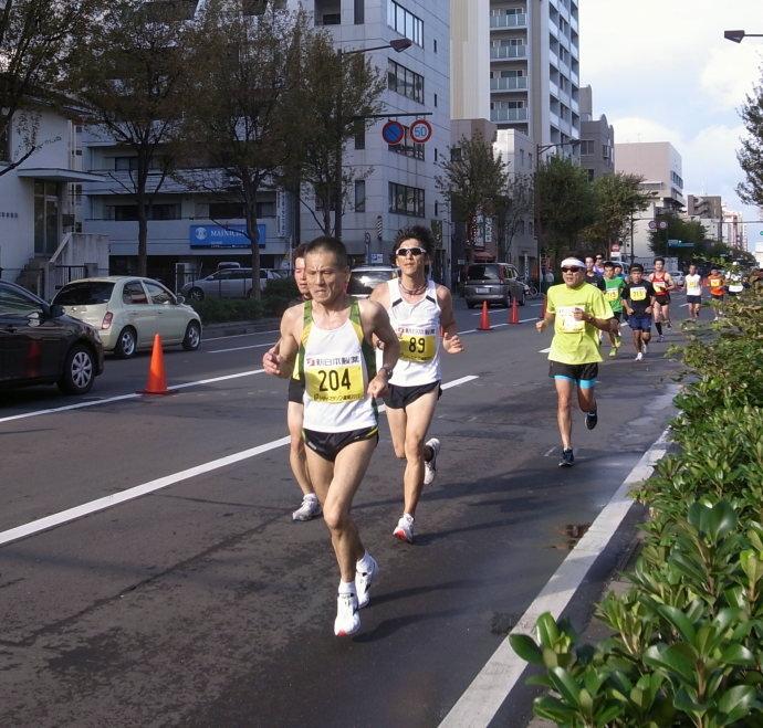 福岡シティマラソン22