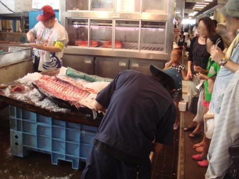 長浜鮮魚市場71