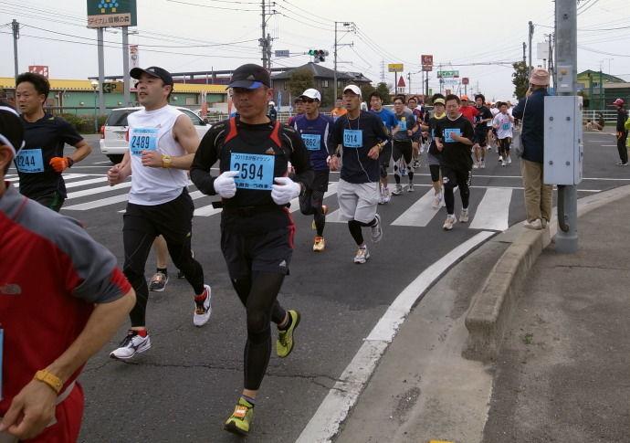 さが桜マラソン34