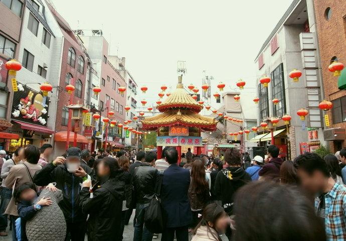 南京町24