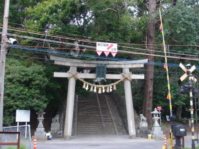 五所明神社10