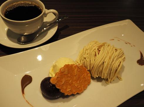 カフェモロゾフ(Cafe_Morozoff)@トキハ本店(大分市)