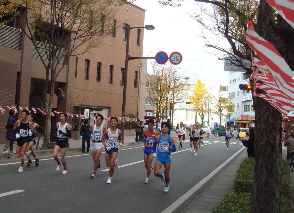 福岡国際マラソン50
