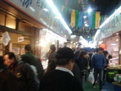 柳橋連合市場14