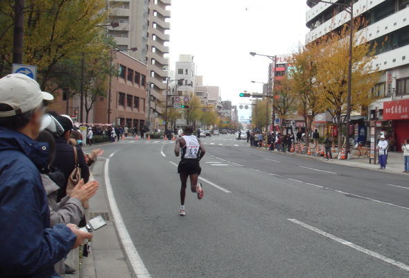 福岡国際マラソン16