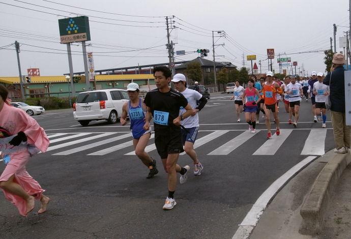 さが桜マラソン32