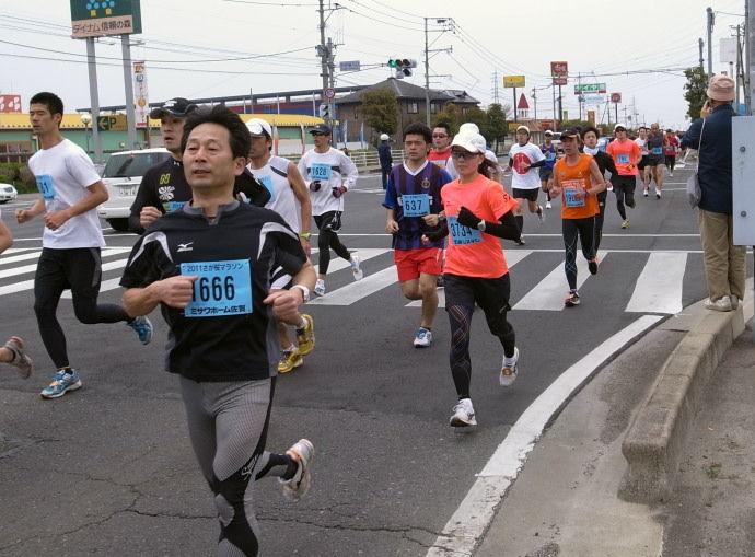 さが桜マラソン31
