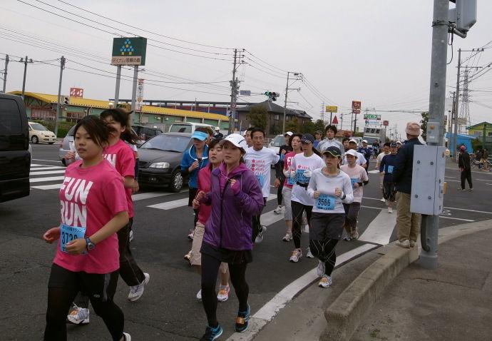 さが桜マラソン43