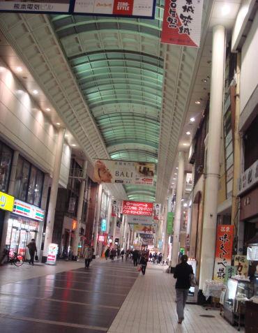 上通り(熊本市)