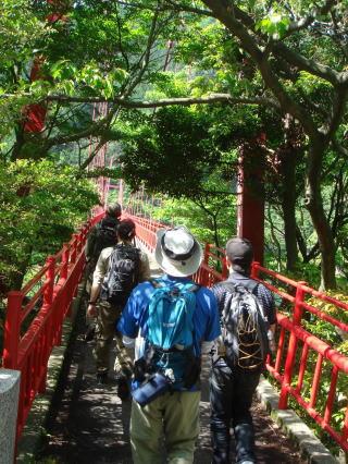 福智山登山20