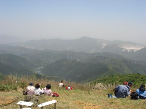 福智山登山59