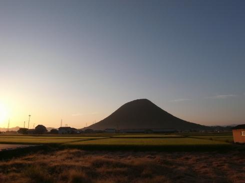 飯ノ山(讃岐富士)