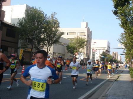 福岡シティマラソン12