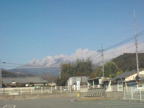 新燃岳10
