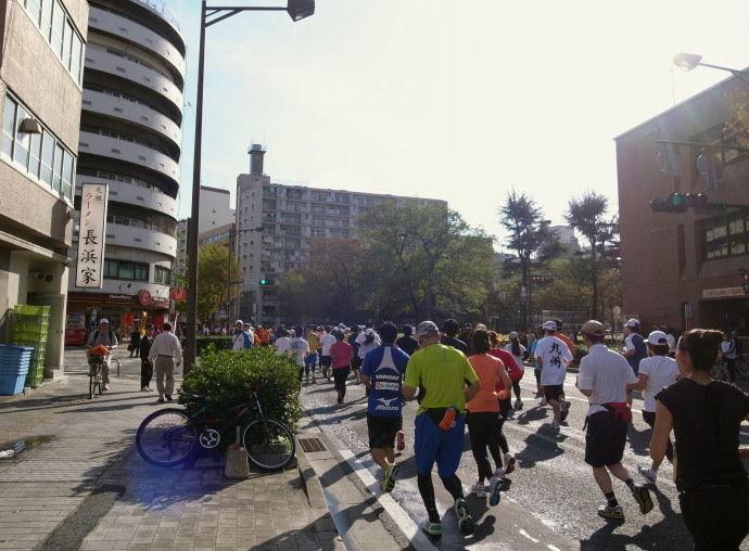 福岡シティマラソン50
