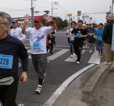 さが桜マラソン42