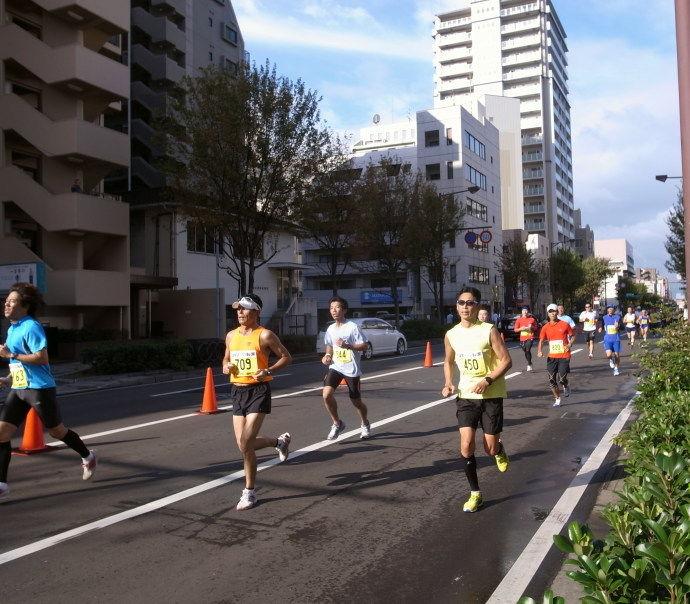福岡シティマラソン26