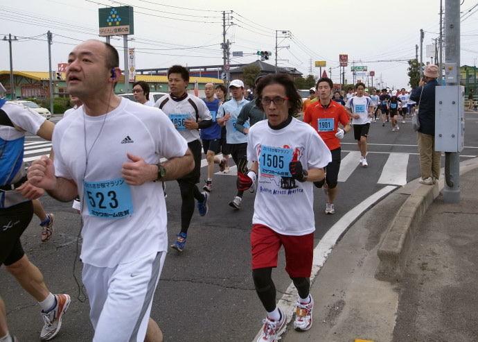 さが桜マラソン33