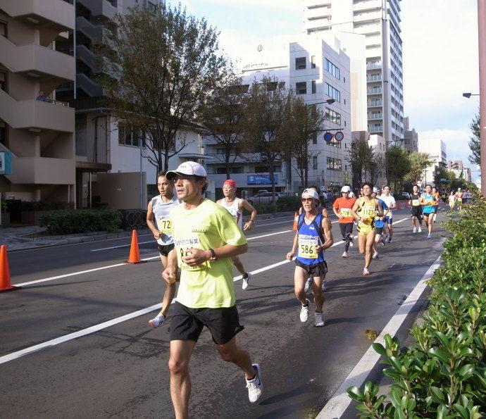 福岡シティマラソン24