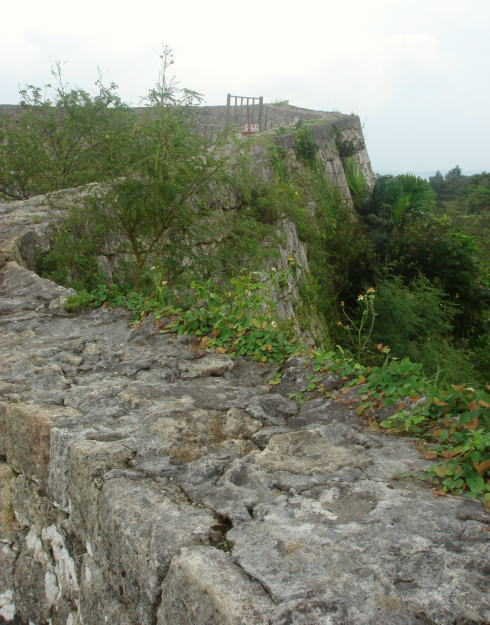 中城城跡22