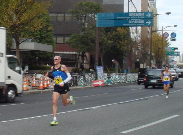 福岡国際マラソン15